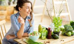 Testa på mer hälsosam mat och dryck